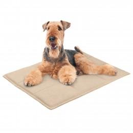 Подстилка для домашних животных BronzeDog Прямоугольная Бежевая