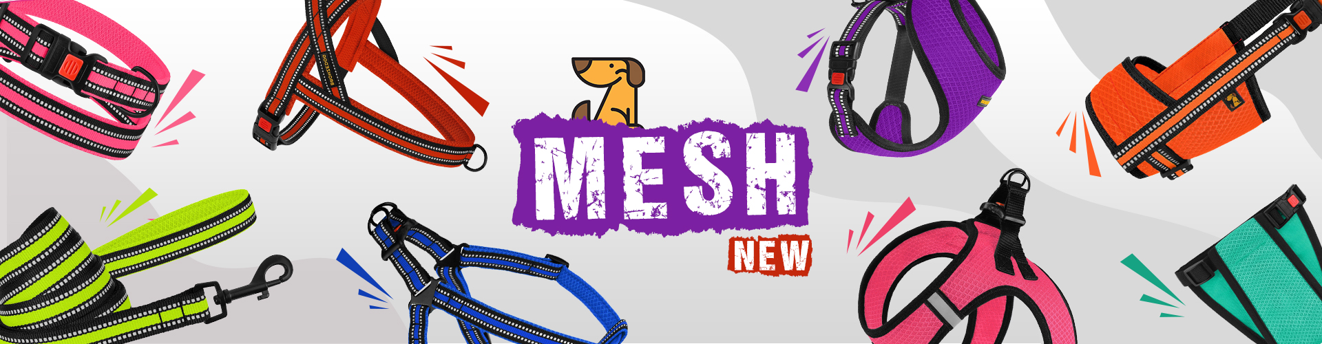 Коллекция Mesh