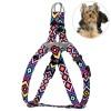 Шлея для Собак Мелких Пород BronzeDog Urban Йорк Фиолетовая