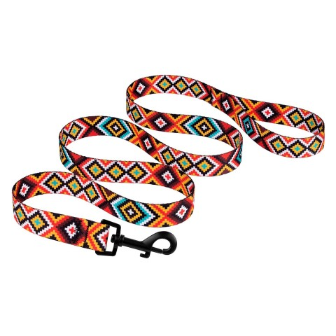 Поводок для Собак Tribal Гуцульский Нейлоновый