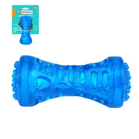 Игрушка для собак Bronzedog CHEW Звуковая гантеля 5 х 13 см