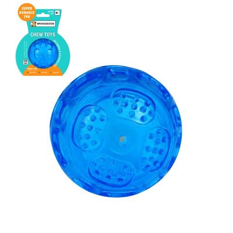 Игрушка для собак Bronzedog CHEW Звуковой мяч 7 см
