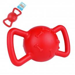Игрушка для собак Bronzedog FLOAT плавающая Силовой мяч 19 х 9 см