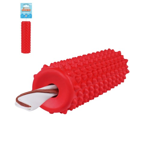 Игрушка для собак Bronzedog FLOAT плавающая Массажер 5 х 17 см