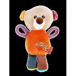 Игрушка для Собак Gigwi Plush Friendz Мишка c Пищалкой 16 х 8 х 8 см