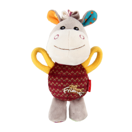 Игрушка для Собак Gigwi Plush Friendz Ослик с Пищалкой 16 х 8 х 8 см