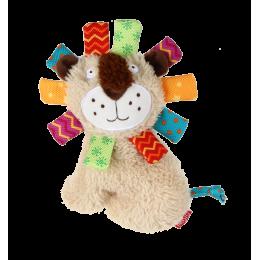 Игрушка для Собак Gigwi Plush Friendz Львенок с Пищалкой 17 х 11 х 4 см