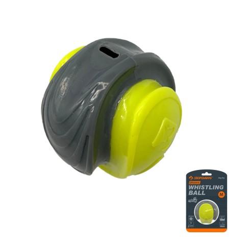 Игрушка для Собак Skipdawg Whisting Ball Свистящий Мяч 7 см
