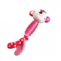 Игрушка для Собак Gigwi Suppa Puppa Обезьянка с Пищалкой 16 см