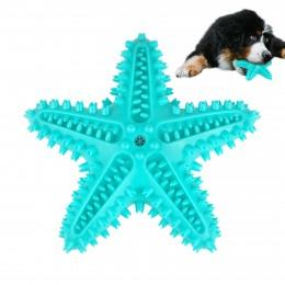 Игрушка Для Собак Bronzedog Petfun Морская Звезда С Пищалкой 16 Х 16 См