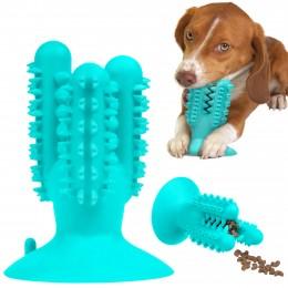 Игрушка для собак Bronzedog PetFun Dental Кактус на присоске