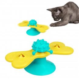 Игрушка  для котов Bronzedog  PetFun Мельница с кошачьей мятой