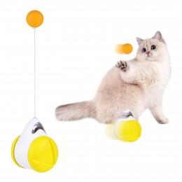 Игрушка Для Котов Bronzedog Petfun Интерактивная На Колесиках 6 х 24 см
